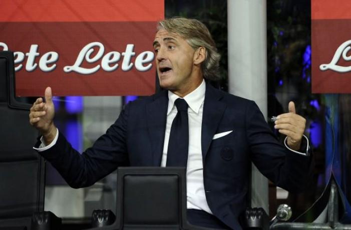 """Inter, Mancini: """"Continuare a lavorare"""""""