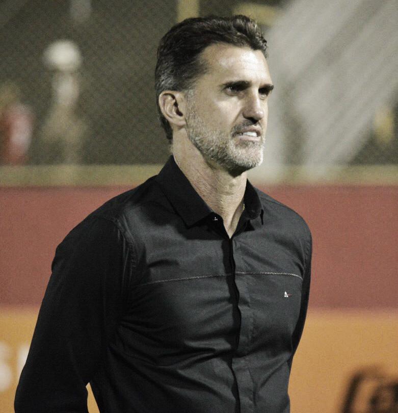 Vágner Mancini é anunciado como novo coordenador técnico do São Paulo