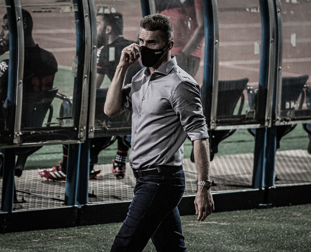 """Após poupar titulares, Mancini elogia atuação contra Botafogo: """"Teremos que nos superar"""""""
