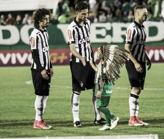 Em sua estreia com camisa do Atlético-MG, Matheus Mancini elogia postura da equipe