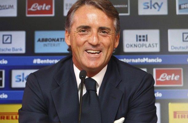 """Mancini: """"Bisogna migliorare le prestazioni, sul mercato vediamo cosa possiamo fare"""""""