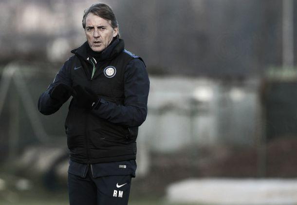 Verso Inter - Lazio, le scelte di Mancini