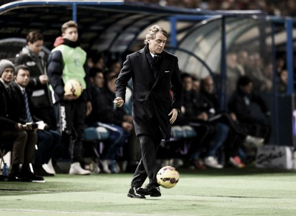 """Mancini: """"Bisogna avere personalità, siamo l'Inter"""""""