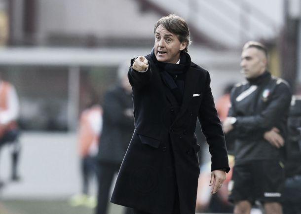 """Mancini: """"Dobbiamo lottare per centrare la Champions"""""""