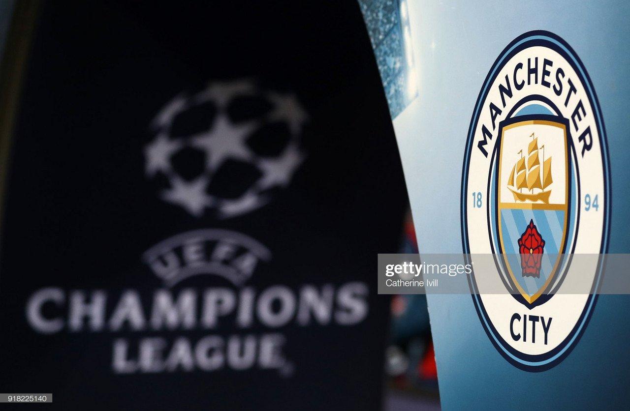 City castigado pela UEFA