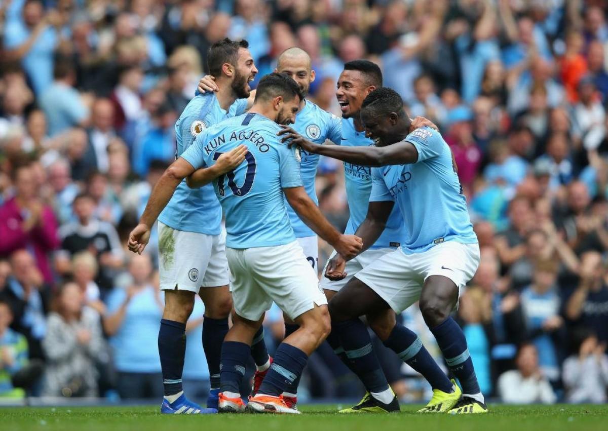 Manchester City, l'Etihad è già un luna park