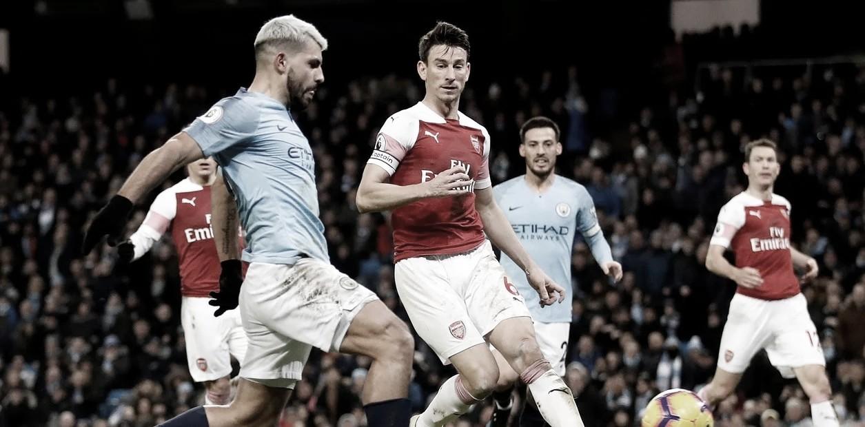 Previa Arsenal - Manchester City: choque de candidatos necesitados