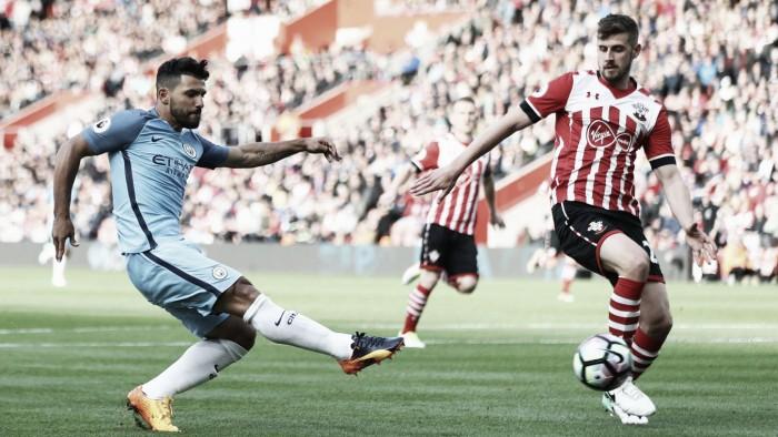 Resumen Manchester City 2-1 Southampton en Premier League 2017