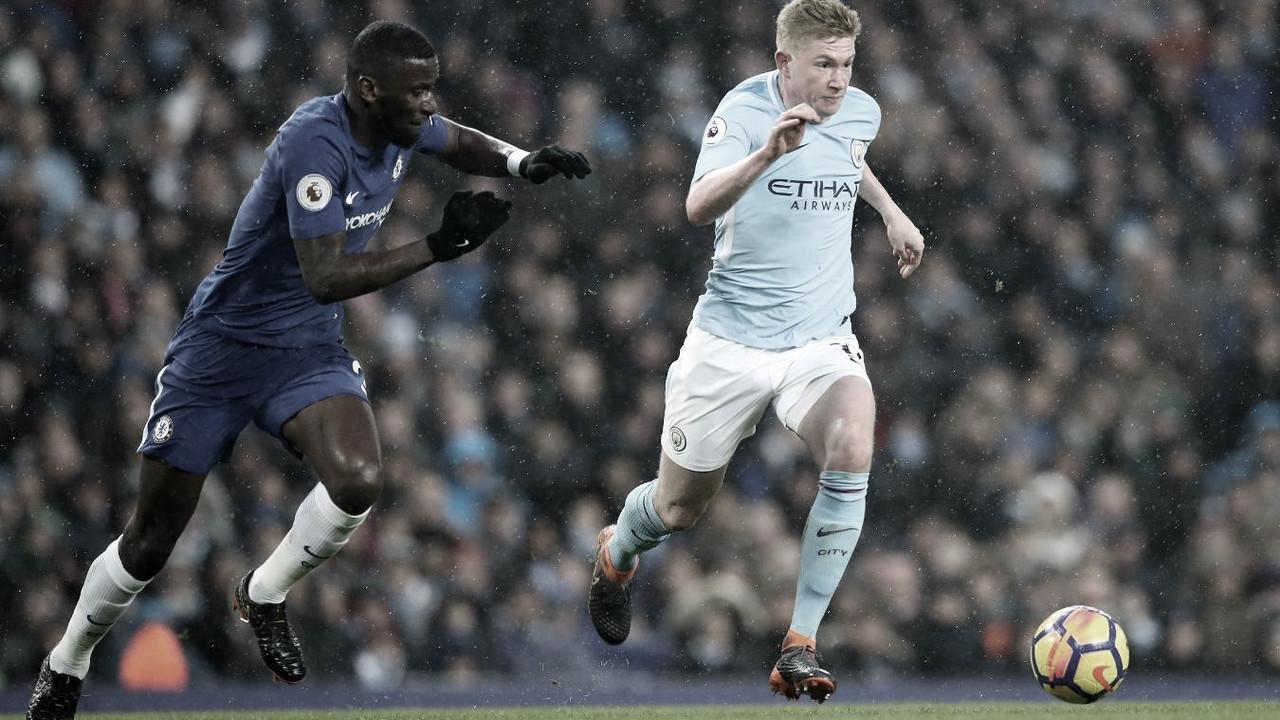 Resumen del Manchester City 2-1 Chelsea en Premier League 2019