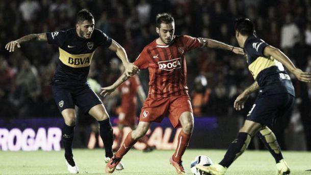 """Independiente - Boca Juniors: Puntuaciones del """"Rojo"""""""