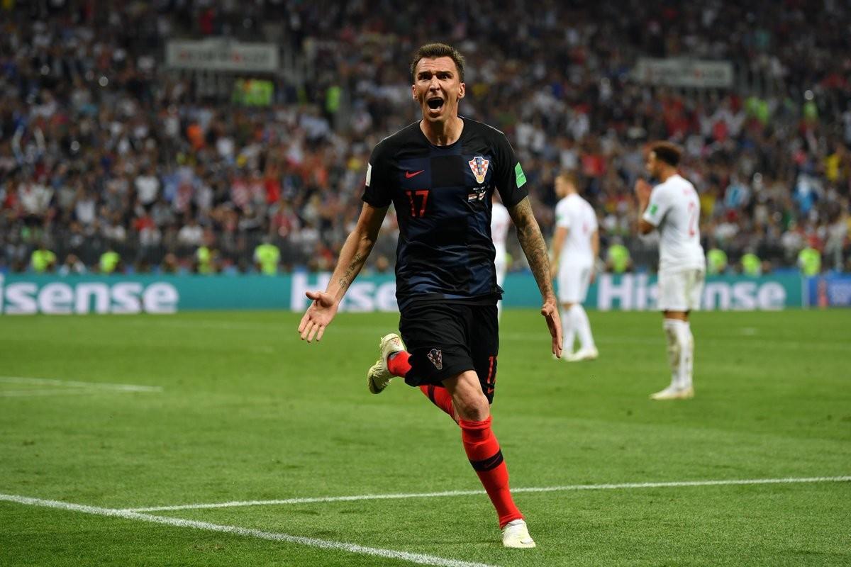 Croatas vencem e chegam à sua primeira final