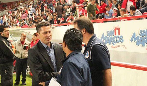 """Armando González: """"Estamos listos para la Final"""""""