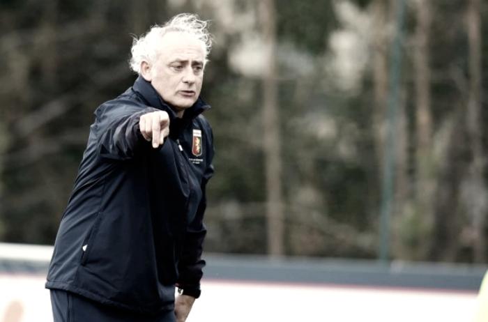 Genoa, inizia l'era Mandorlini: 3-5-2 contro il Bologna?