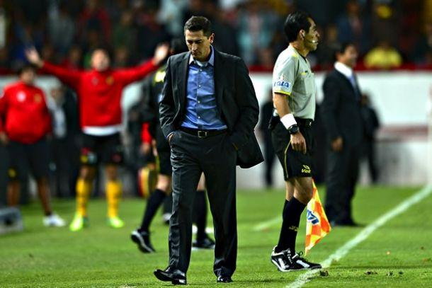 """Armando González: """"Hay que levantar la cara"""""""