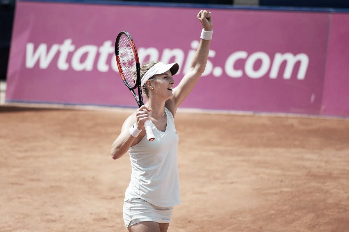 Em Gstaad, Minella vira contra Vondrousova e garante primeira final em torneios WTA na carreira