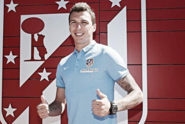 Mandzukic assina pelo Atlético