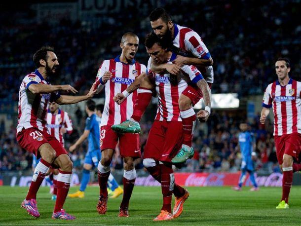 Real Madrid Fc Vs Getafe