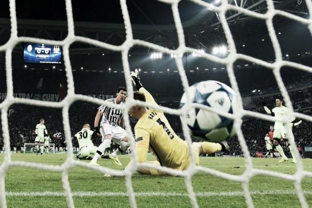 Mandzukic acaba con las ilusiones del Manchester City