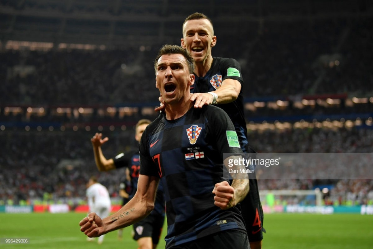 As It Happened: Croatia come from behind to advance to first World Cup Final