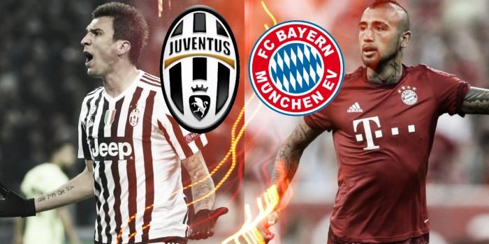 Juve - Bayern, -2: Mandzukic e Vidal, gli sparigliatori
