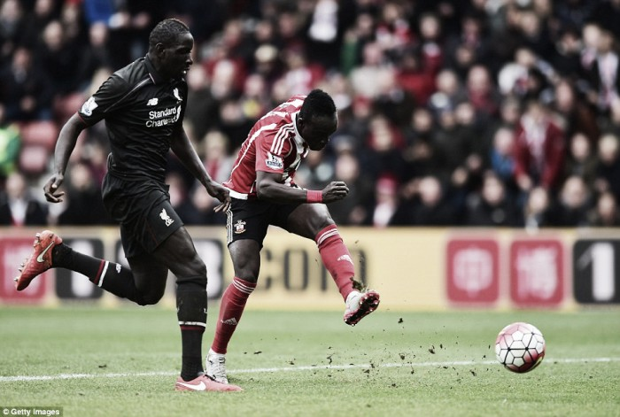 Southampton 3-2 Liverpool: Mane inspires Saints to rousing comeback