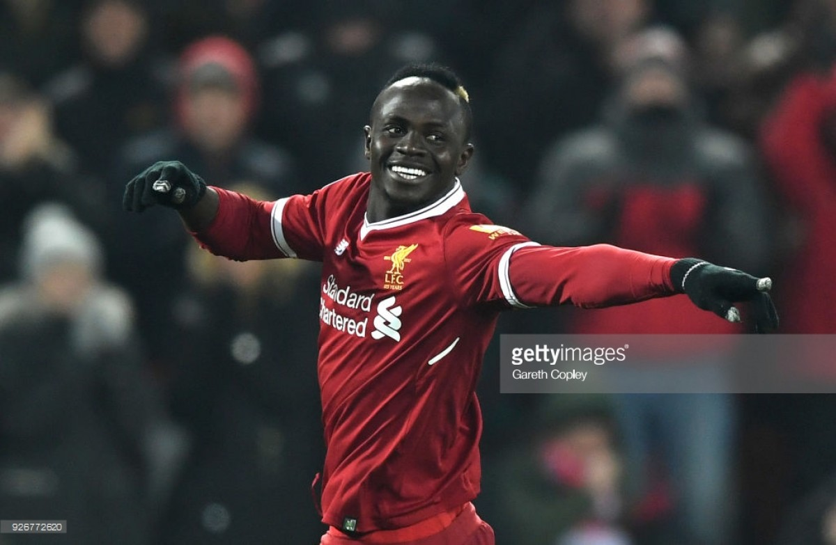 Liverpool winger Sadio Mane praised his team's persistence in 'important' win against Newcastle United