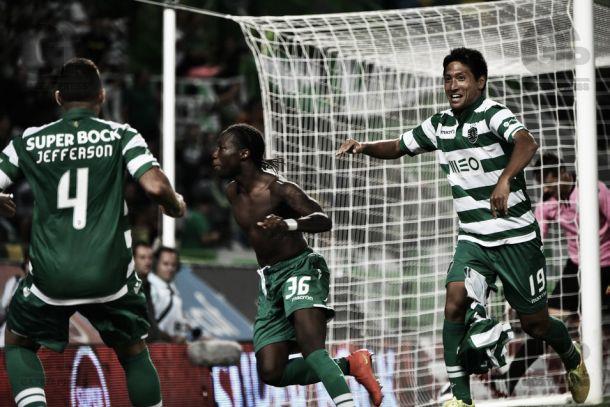 Arouca x Sporting: Não desperdiçar a vantagem ganha na última jornada