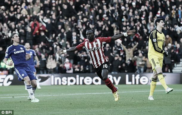 Chelsea 1-1 Southampton: As it happened