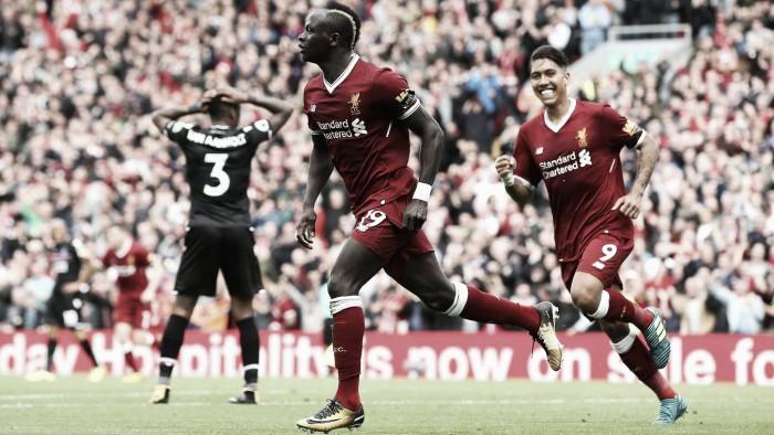 Premier League, al Liverpool basta Manè: Crystal Palace battuto 1-0