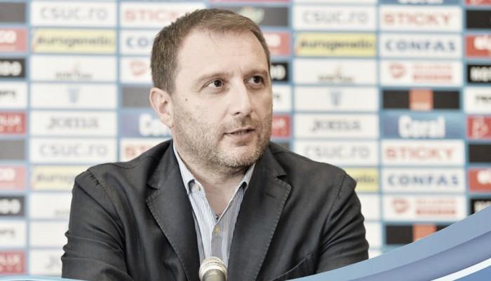 """Craiova-Milan, Mangia: """"Dovevamo sfruttare meglio le occasioni che abbiamo avuto"""""""