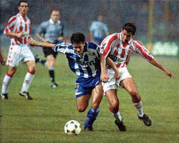 Futbolistas de leyenda: Javier Manjarín
