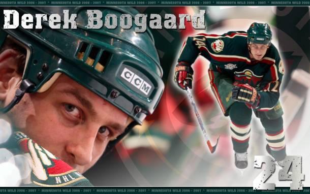 Derek Boogaard: historia de un enforcer (I)