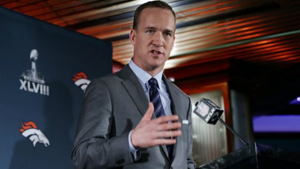 "Peyton Manning: ""Richard Sherman es un jugador inteligente"""