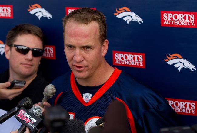 Los Broncos ya rentabilizan a Peyton Manning