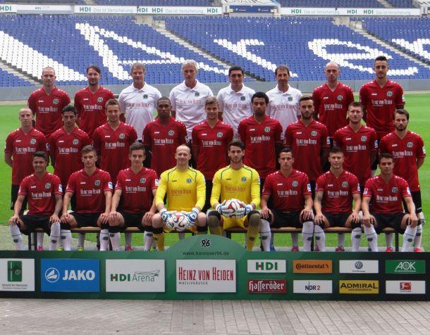 Hannover 96 2014/15: con la ambición de volver a Europa