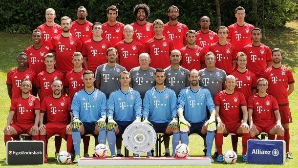 Bayern de Múnich 2015/16: la 'Era de los Vengadores'