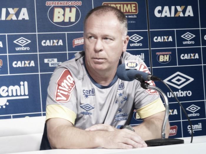 """Mano valoriza reação do Cruzeiro durante o ano e classifica fim de temporada como """"positiva"""""""