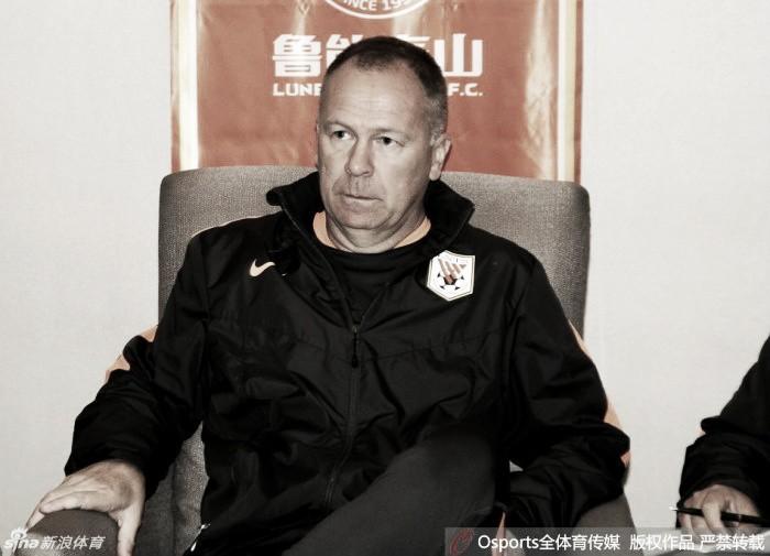 Após resultados ruins, Mano Menezes não é mais o técnico do Shandong Luneng