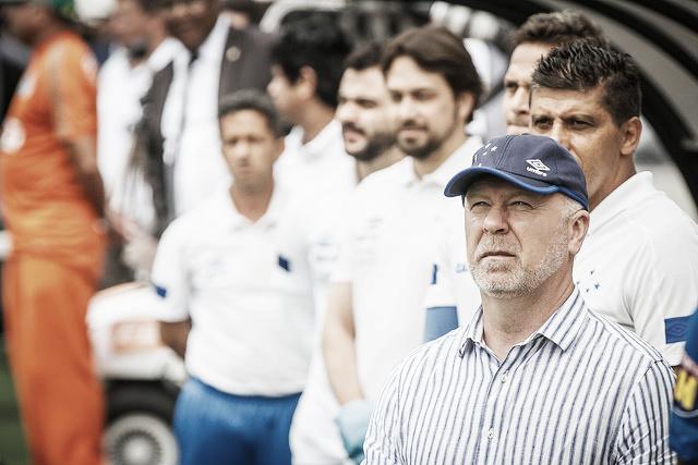 Mano Menezes projeta aposentadoria mesmo em alta no Cruzeiro