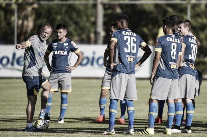 Na busca de uma identidade para o Cruzeiro, Mano encaminha time que irá duelar diante do Santos