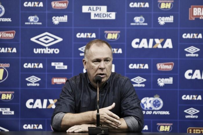 """Mano elogia superação do Cruzeiro contra Fla: """"Precisávamos recuperar nossa identidade"""""""