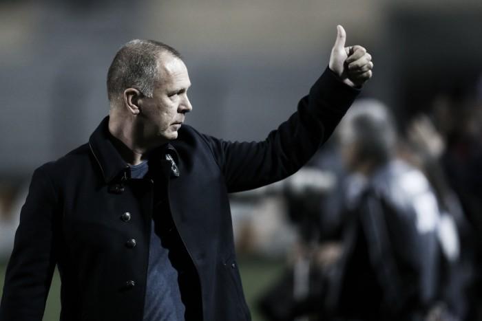 Mano valoriza organização tática do Cruzeiro e lamenta não ter vencido Corinthians