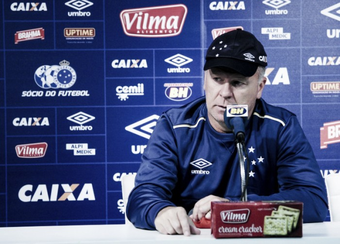 Sem Rafinha, Cruzeiro encerra preparação para jogo contra o Coritiba