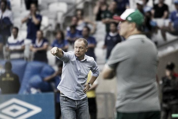 Mano destaca reação do Cruzeiro e importante passo para evitar rebaixamento