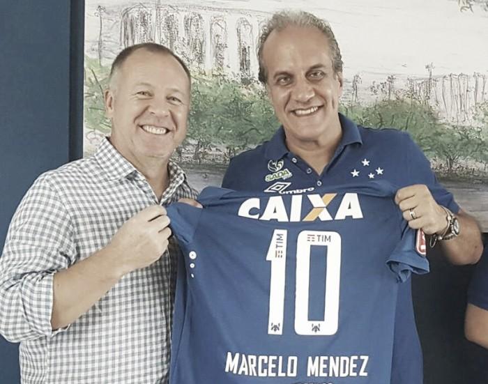 Bate-papo entre técnicos: Mano Menezes recebe Marcelo Mendez, do vôlei, na Toca da Raposa II