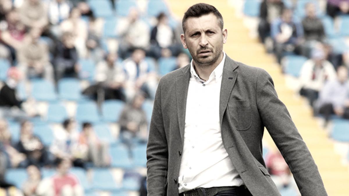 Manolo Herrero, nuevo entrenador del Real Murcia