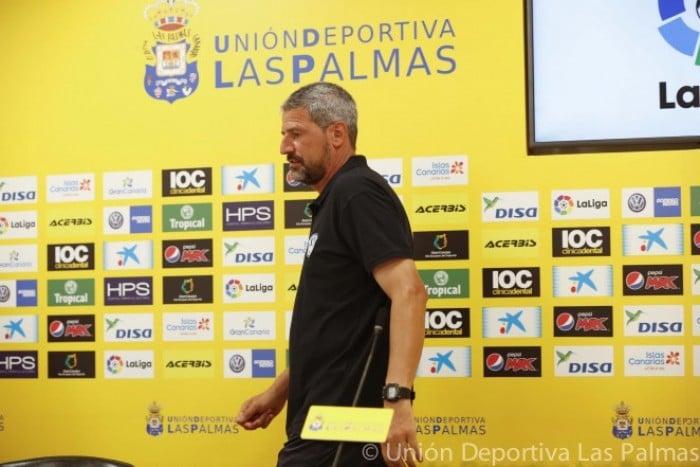 """Márquez: """"Sacaré un equipo parecido al que jugó en Málaga"""""""