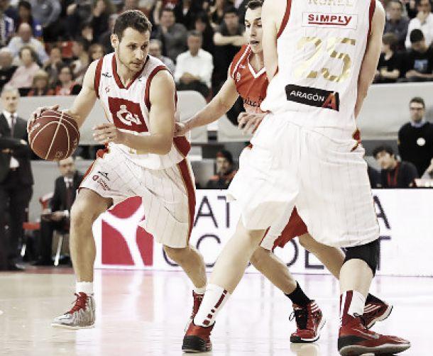 La Bruixa d´Or Manresa - CAI Zaragoza: una victoria para Reyes