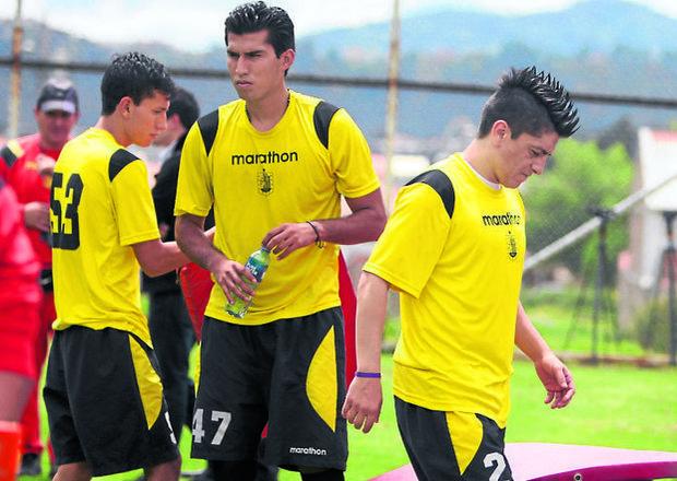 Plantel completo en el Deportivo Cuenca para enfrentar a Macará