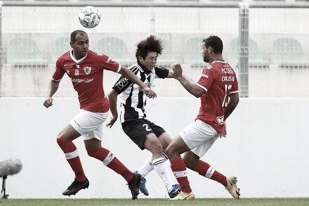 Mansur elogia boa campanha do Santa Clara e espera terminar temporada com vitórias